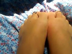 wifes feet